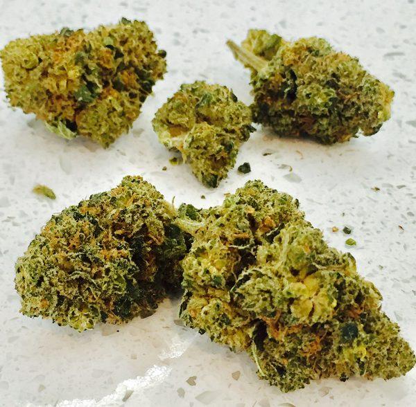 OG Kush CBD Flower Buds