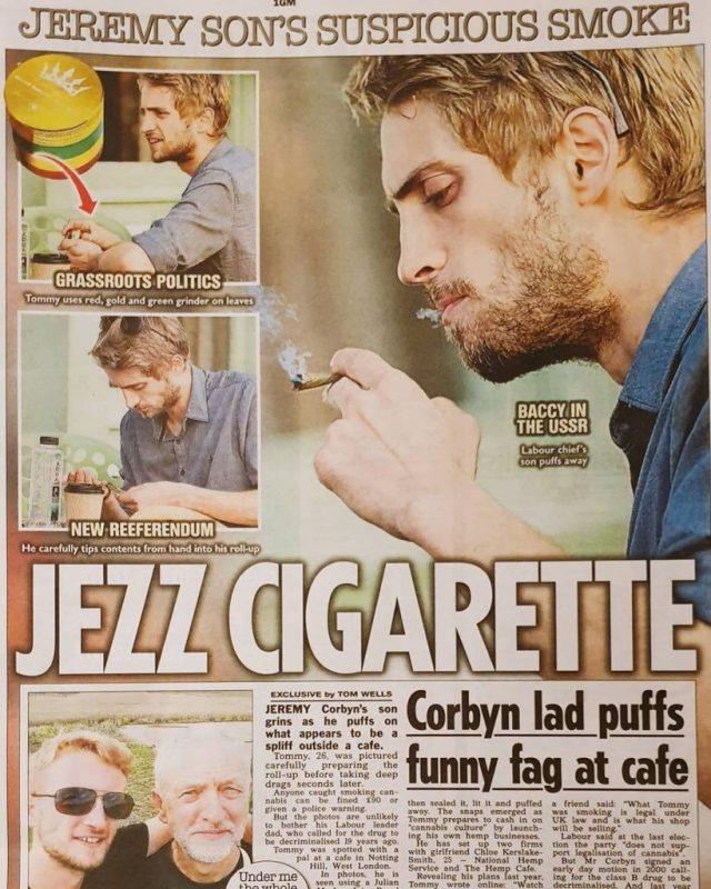 Tommy Corbyn CBD