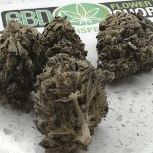CBD Purple Diesel Buds