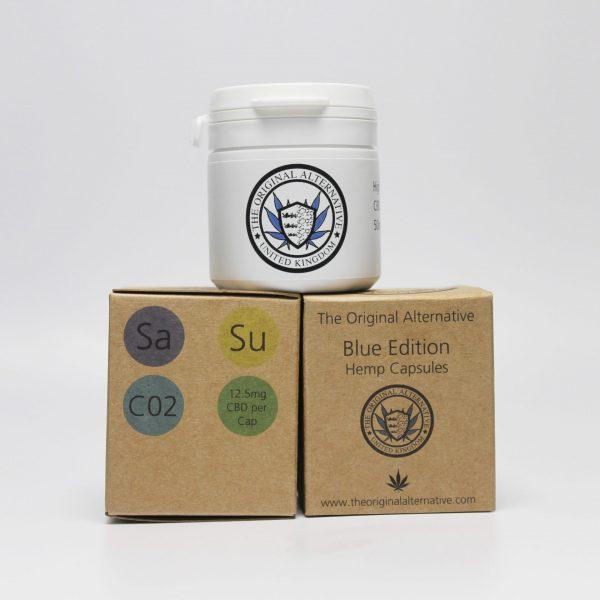 Blue Edition Vegan Capsules (Sativa)